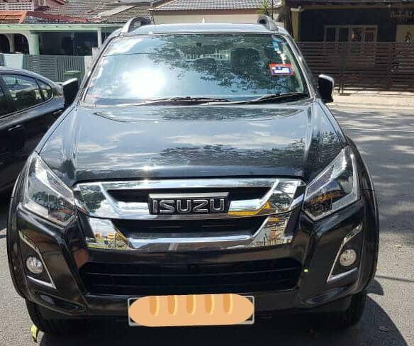 SEWA BELI>>ISUZU DMAX 2.5 AUTO FULL SPEC PRESTIGE 2018/2019