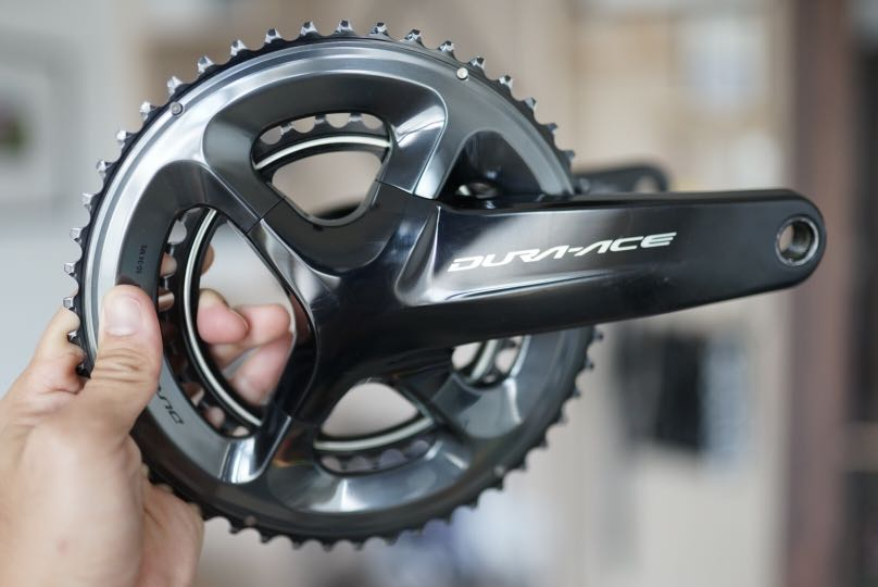 c822aed85a0 Shimano Dura Ace 9100 Crankset, Bicycles & PMDs, Bicycles, Road ...