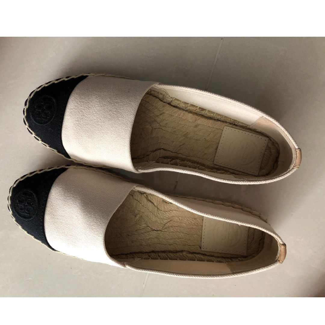 1442986cf Tory Burch Espadrille for SALE! (Size 5)