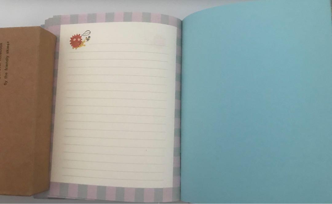 Travel Note Book / Student's Planner / Diary
