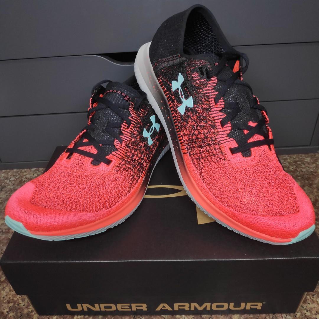 2fdda5d18d Under Armour Threadborne Blur, Men's Fashion, Footwear, Sneakers on ...