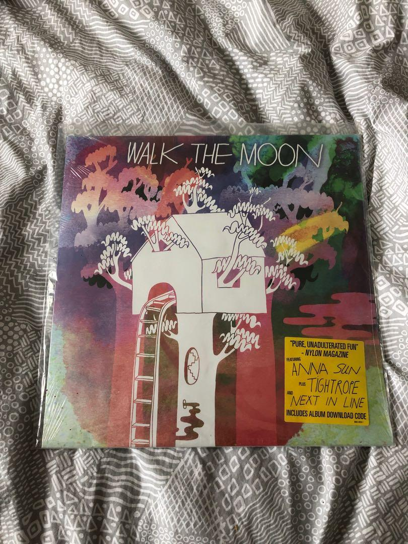 Walk the Moon Vinyl - NEVER BEEN OPENED