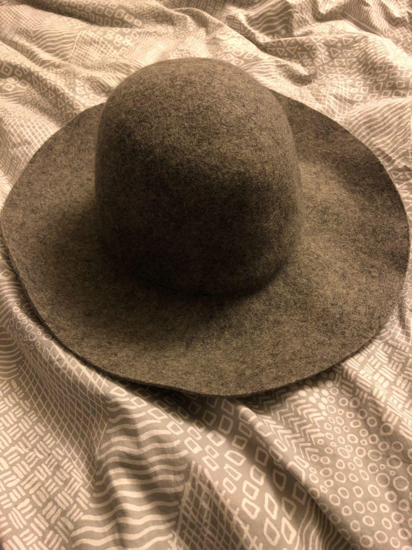 Wide Brim Aldo Hat