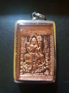 Kruba Krissana Shiva 1st Batch