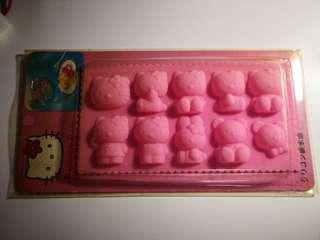 Hello Kitty ice/jelly/cookie maker: special mold