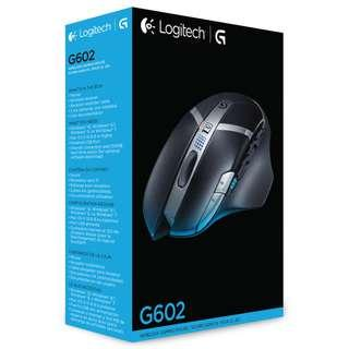 🚚 🖱Logitech G602 Lag-Free Wireless Gaming Mouse