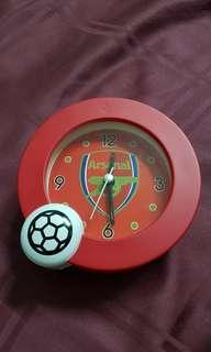 Bed Side Table Alarm Clock ARSENAL