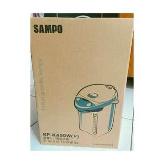 聲寶5.0L電熱水瓶