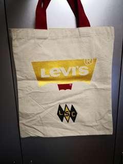 Unique Levi's tote bag