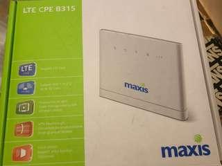 Huawei LTE CPE B315 Simcard Router