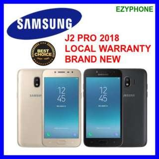 🚚 NEW Samsung J2 Pro Android Local Singapore Warranty 16GB