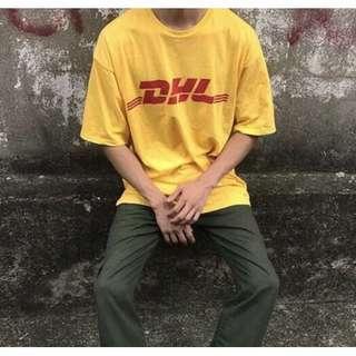 unisex DHL shirt