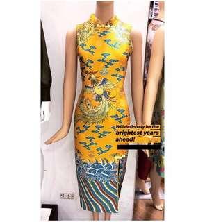 Qibao cheongsam dress