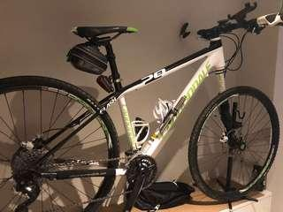 Mountain bike Cannondale Flash 29'' carbon