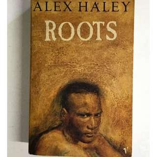 Non-Fiction: Roots: The Saga of an American Family by Alex Haley