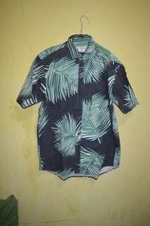Kemeja pantai summer tshirt hawaii