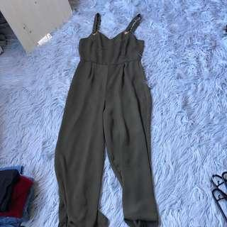 MIRROU jumpsuit