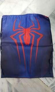 蜘蛛人 束口袋