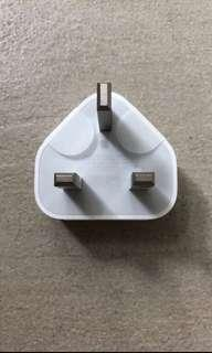 Apple iPhone USB Power Adaptor 電源轉換插頭