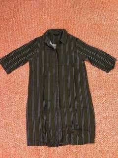New Look Tunic Midi Dress