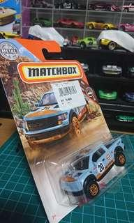 🚚 Matchbox_ 10 Ford f-150 Raptor