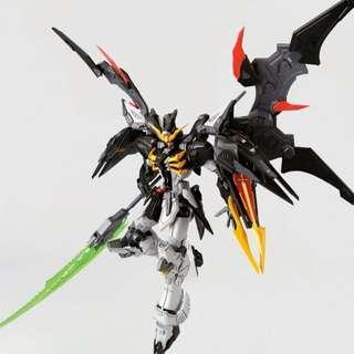 [Rare!]MG Deathscythe Hell Gundam Dragon Momoko