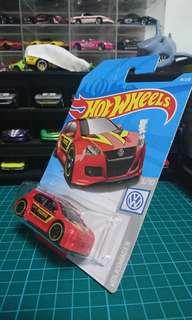 🚚 Hotwheels_ Vw golf gti