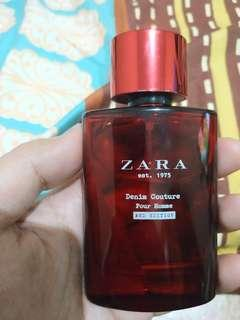 Zara denim couture pour homme Red Edition isi 85 %