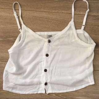 Cami Top w Buttons