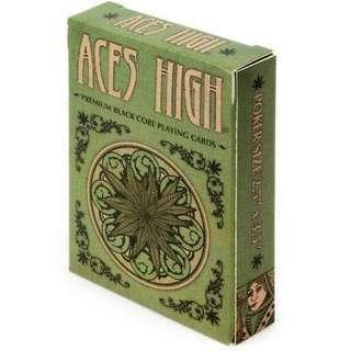 Brybelly Aces High playing cards