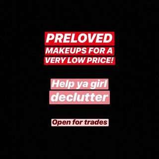 HELP YA GIRL DECLUTTER 🌸