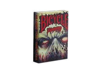 Bicycle 啤牌 - Everyday Zombified 🧟♀️ playing cards