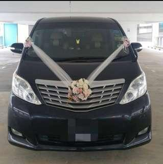 Huge Mpv For Wedding Event