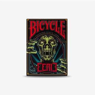 Bicycle 啤牌 - Zombie Eerie 🧟♀️ playing cards