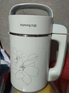 Joyoung Soy Milk Maker sales