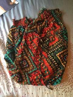 Gypsie pants size 8
