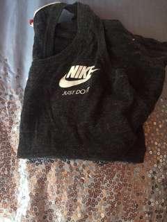 Nike sport singlet