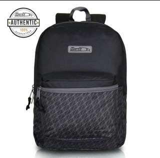 Hawk Authentic Backpack (Black/Charcoal)