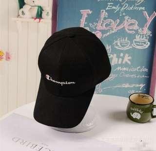 Champions黑帽