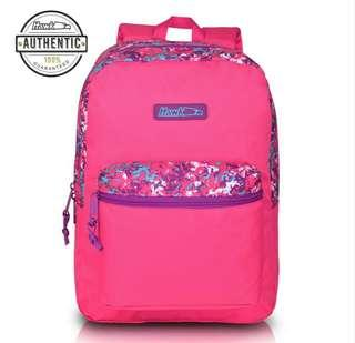 Hawk Authentic Backpack (Fuchsia/Purple)