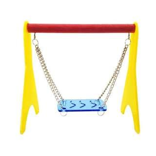 Cage Accessory - Standing Swing Toy (Hamster / Bird)