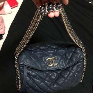 Chanel Chain Around Hobo Bag