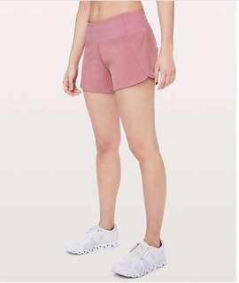 🚚 Lululemon Run Times shorts 2