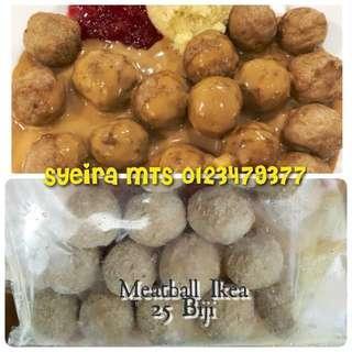 Meet balls ikea