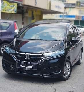 Honda jazz simillat cooper and new myvi