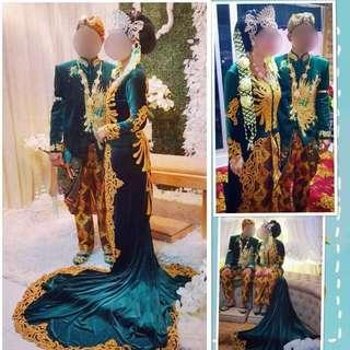 Pakaian Pengantin Jawa