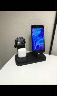 Apple charge stand