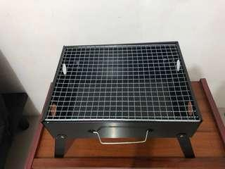 Mini Portable Stainless BBQ Pits