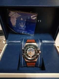 🚚 MASERATI 腕錶