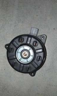 Radiator fan motor saga new model